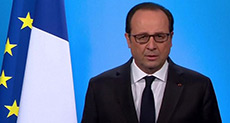 France Presidency: Hollande Not to Seek Re-Election