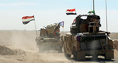 Battle for Mosul: West of City Shelled as Fight against Daesh Escalates