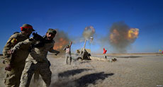 Battle for Mosul: Iraqi Troops Push towards Central City