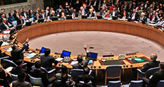 Russia, China Veto A Security Council Draft Resolution on Aleppo Truce