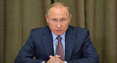 Putin Signs New Russian Information Security Doctrine