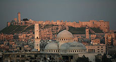 Aleppo's Old City under Syrian Army's Control