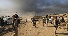 Battle for Mosul: Iraqi Special Forces Capture New Land East
