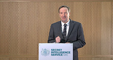 UK Spy Chief: Britain Not Safe Until War in Syria Ends