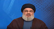 Sayyed Nasrallah Praises the Excellent Relation with Aoun: Aleppo's New Victory To Impact All Region