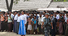 Myanmar Urged to Allow Aid Deliveries to Rakhine