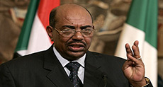 Sudan's Bashir Vows to Crush Opposition Protests