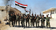 Aleppo Battle: Syrian Army Controls More than 90 % of Eastern Side