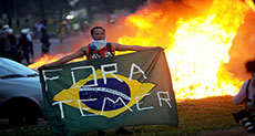 Brazil Senate to Vote on Austerity amid Protests