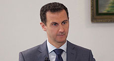 Al-Assad on Aleppo: 'West Is Telling Russia We Went Too Far In Defeating Terrorists'