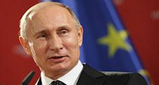 Putin World's Most Powerful Man