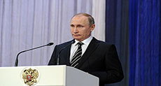 Putin: Next Stage is Nationwide Ceasefire in Syria