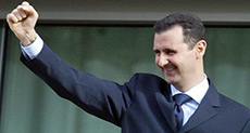Syria's President Congratulates Nation on Liberation of Aleppo