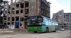 Aleppo Evacuation Halted as Militants Breach Truce