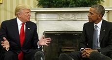 Trump Promises Syria «Safe Zones», Obama Says No Easy Fix