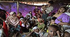 AI Documents State Crimes against Myanmar Muslims, Raises the Voice
