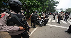 Indonesia Police Say Christmas Bomb Plot Foiled, Three Killed