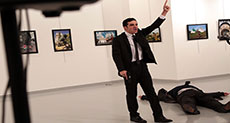 US Denies Ties to Russian Envoy's Assassination