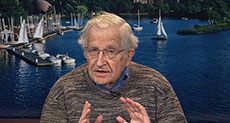Chomsky Warns: Trump's Nuclear Expansion Proposal 'Frightening'
