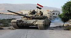 After Aleppo Victory, Syria Reinforces Homs Push