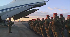 Russian Military Police in Aleppo to Provide Aid, Protect Humanitarian Staff