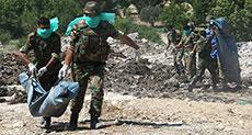 Mass Graves of Tortured Civilians Found in Aleppo