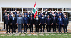 Hariri's Cabinet Gains Parliament Confidence with 87 Votes