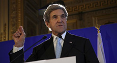 Kerry to Lay Out Vision for Ending «Israeli»-Palestinian Conflict