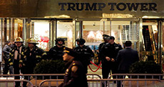 Trump Tower Evacuated over Suspicious Bag Filled with Toys