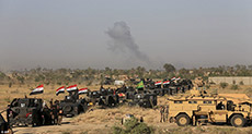Battle for Mosul: Iraqi Forces Launch Phase 2 of Anti-Daesh Offensive