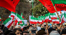 Iranians Mark 2009 Pro-establishment Rallies