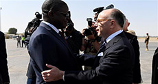 France Planning Long Military Stay in Africa