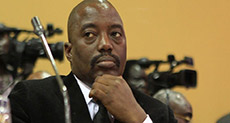 DR Congo President Agrees to Quit Power after 2017 Polls