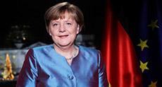 Merkel Says Terrorism Is Biggest Test for Germany