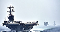 No US Aircraft Carrier in Mideast for Next Few Months