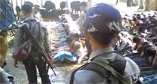 Myanmar to Probe Police Abuse of Rohingya