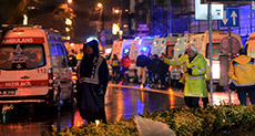 Identity of Istanbul Club Attacker Established