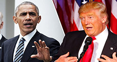 Obama to Stop Trump Gutting Signature Healthcare Law