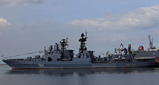 Russian Warships Dock in Philippines, Look Forward to Joint Drills