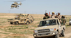 Iraqi Forces Launch Operation to Retake Western Area