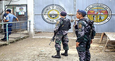 110 Inmates on Run after Philippines' Biggest Jailbreak