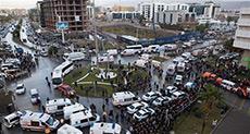Bomb Blast Kills Two near Court in Western Turkish City