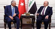 Turkish PM in Iraq amid «Occupation» Tensions
