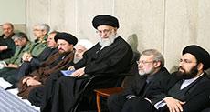 Imam Khamenei Hosts Memorial Service for Ayatollah Rafsanjani