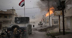 Iraq Forces Retake 80% of East Mosul