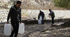 Syrian Army to Enter Area near Damascus, Water to Resume