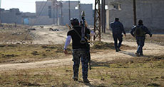 Iraqi Forces Fight On At Mosul University, Find Chemicals