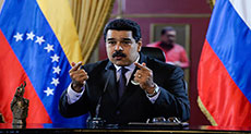 Venezuela's Maduro 'Committed to Dialog with Opposition'