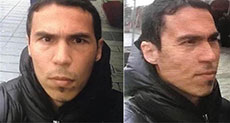 Police Arrest Istanbul New Year's Eve Attacker