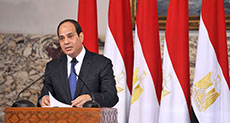 Egypt's Sisi: Cabinet Reshuffle 'Very Soon'